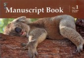 Koala Manuscript No 1: 6 Stave 24 Pages available at Pencerdd Music Store Penarth