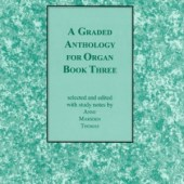 Marsden Thomas: A Graded Anthology For Organ Book 3 available at Pencerdd Music Store Penarth