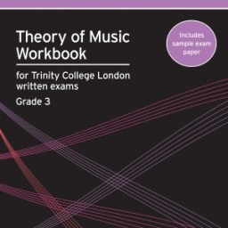 Theory Of Music Workbook Grade 3available at Pencerdd Music Shop, Penarth