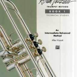 The Allen Vizzutti Trumpet Method - Book 1, Technical Studies available at Pencerdd Music Store Penarth