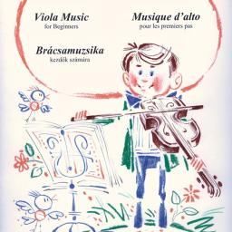 Viola Music For Beginners (viola & Piano) available at pencerdd music store penarth