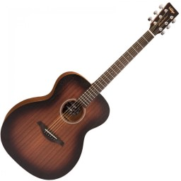 Vintage Statesboro Acoustic Guitar available at Penarth Music Centre