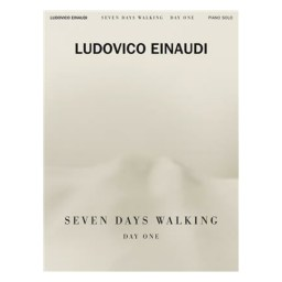 Seven Days Walking Day One by Ludovivo Einaudi available at Penarth Music Centre