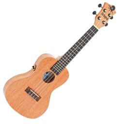 Octopus Electro Concert Ukulele available at Penarth Music Centre