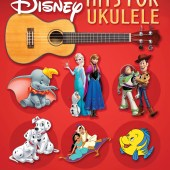 Disney Hits For Ukulele available at Penarth Music Centre