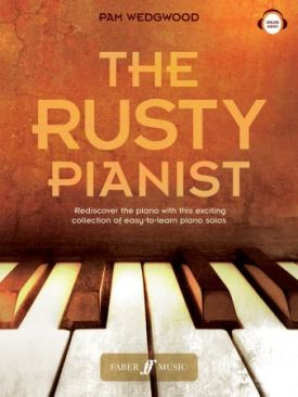 The Rusty Painist by Pam Wedgwood