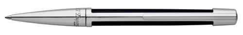 S T Dupont Defi ballpoint pens.