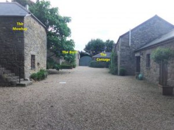 Cottages in Cornwall