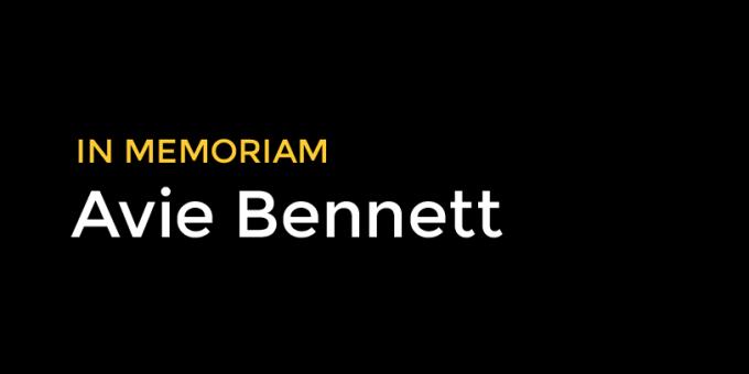 In Memoriam: Avie Bennett