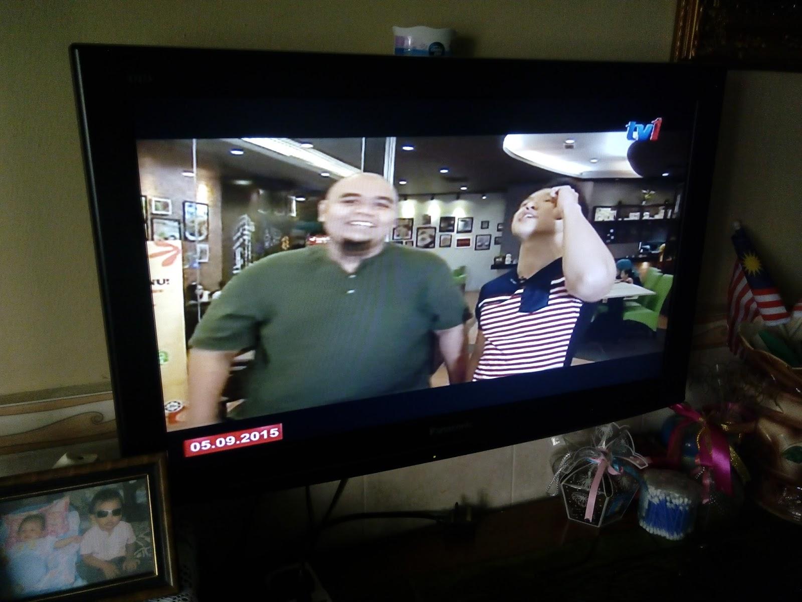Di Kaca TV1 Pencari Makan dan Abang Brian