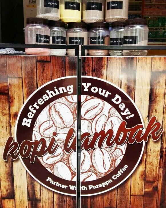 Kopi Lambak Menyajikan Serta memikat rasa kopi yang enak serta pilihan Top Food Blogger Melayu