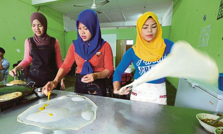 Roti Canai Gadis Kelantan Pula Viral