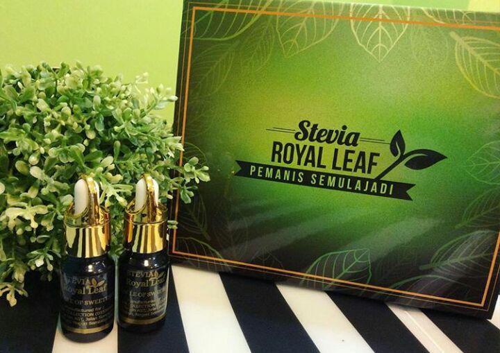 Daun Stevia Pengganti Gula. Tapi Betul Ke Turunkan Paras Gula Kencing Manis