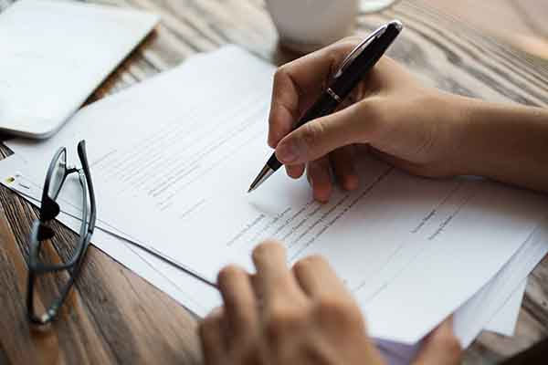 Buat Surat Lamaran Kerja Sebelum Habis kontrak Kerja