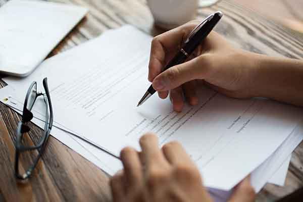 Buat Surat Lamaran Kerja Sebelum Habis Masa Kerja, pt musashi