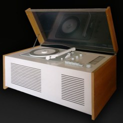 Braun SK 61 Turntable, public domain.