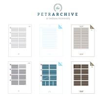 petrarchive-pagetemplates