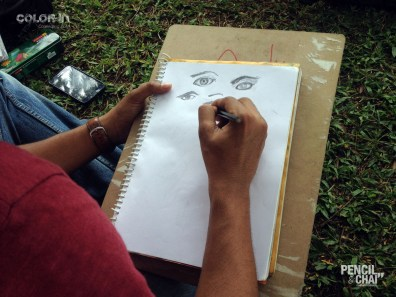 I want the perfection on shadows! portrait drawing - Potrait Drawing Fundamentals PencilAndChai ColorIn9 - Live portrait drawing study