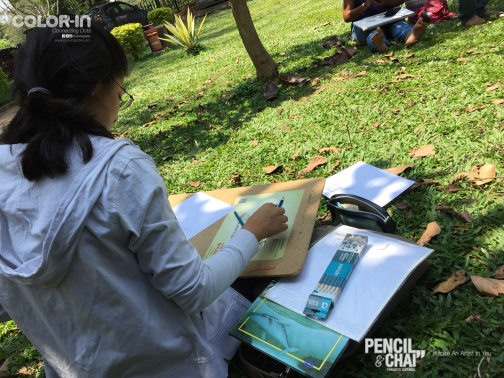 open air practice artistic modulation - Weekend Art Classes Pencil And Chai PAC89 014 - Are you looking for an artistic modulation on this weekend?