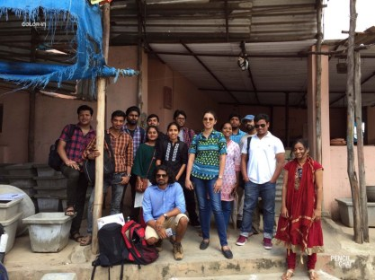 PAC @ Pottery Town bangalore weekend art sessions - Pencil and Chai Life Sketching Classes in Bangalore 49 - Bangalore Weekend Art Sessions – Pottery Town – PencilAndChai#113