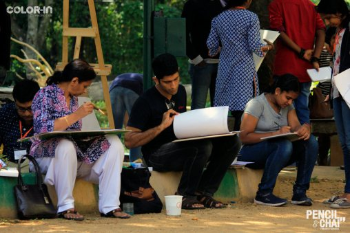 Hues of Watercolor_Watercolor workshops in Bangalore_Coloring IndiaMG_0042