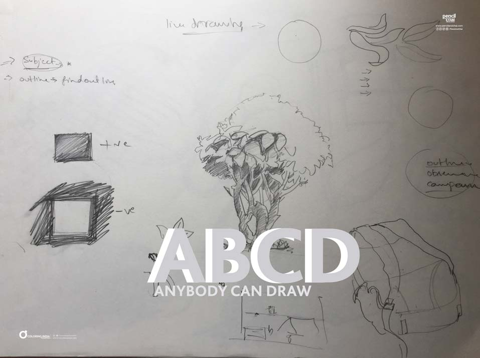 How to draw so you think you can not draw