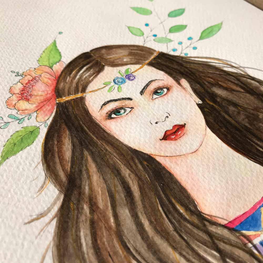 Watercolor Painting Classes by Pencil And Chai watercolor painting classes - Learn Watercolor Painting by Pencil And Chai Bangalore - Watercolor Painting Classes by Pencil And Chai