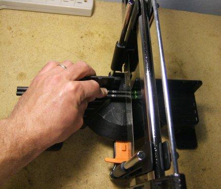 Cutting the Dixon Ticonderoga #2HB