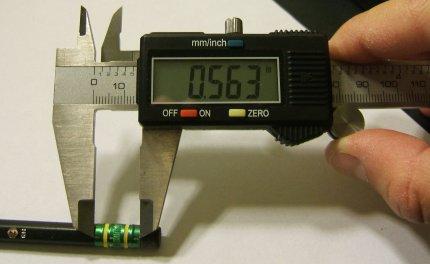 Measuring the Dixon Ticonderoga #2HB