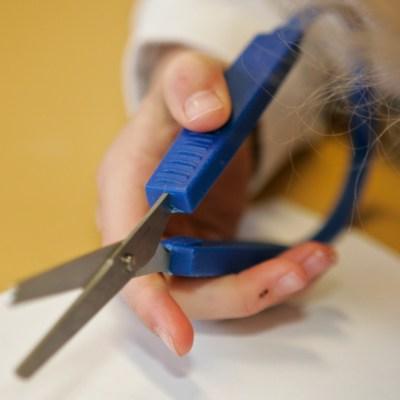 Snippy Easy Spring Loop Scissors
