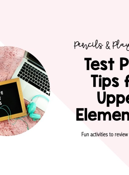 Test Prep Activities for Upper Elementary