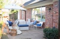 Backyard Patio Project: Before