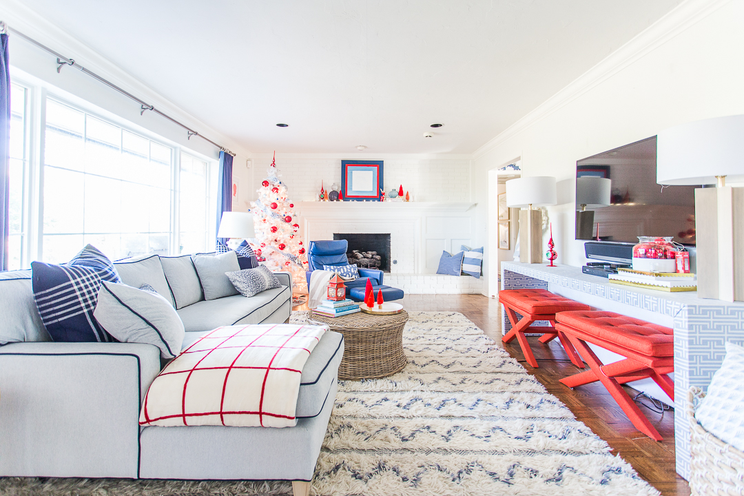a cozy wintry family room with calico corners pencil shavings studiopencil shavings studio