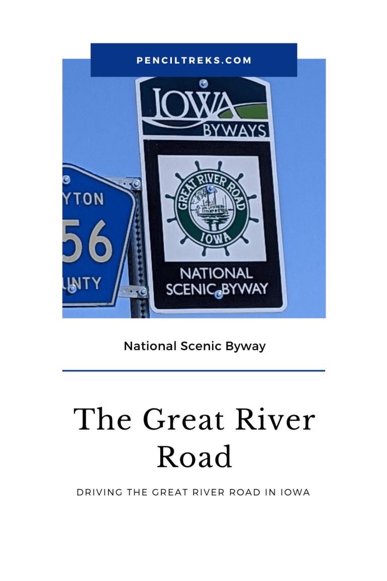 National Scenic Byway Iowa