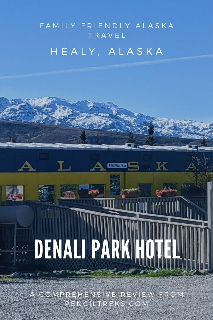 Denali Park Hotel is a family and pet friendly hotel. It's a great hotel near Denali National Park.