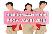 P3K Provinsi Jambi 2019