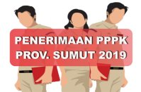 PPPK Provinsi Sumatera Utara 2019