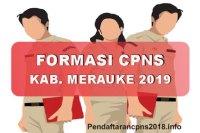 Hasil Seleksi Administrasi CPNS Kabupaten Merauke 2019