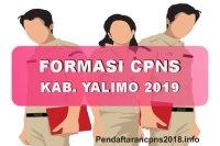 Hasil Seleksi Administrasi CPNS Kabupaten Yalimo 2019