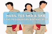 Hasil Tes SKD dan SKB CPNS Kabupaten Pegunungan Bintang 2019