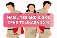 Hasil Tes SKD dan SKB CPNS Kabupaten Tolikara 2019