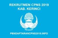 Rekrutmen CPNS Kabupaten Kerinci Tahun 2019
