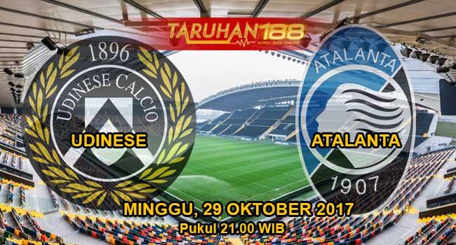 Prediksi Bola Udinese vs Atalanta 29 Oktober 2017