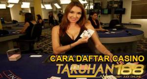 Cara Daftar Casino - Cara Daftar Casino