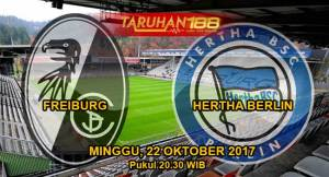 Prediksi Bola Freiburg vs Hertha Berlin 22 Oktober 2017