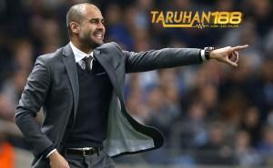 city 2 - Pep Guardiola, Bayern Munich manager