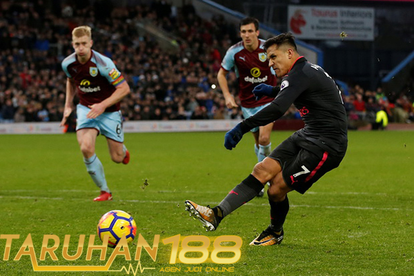 Arsenal Menang Atas Burnley Dengan Drama Gol di Injury-Time Lagi