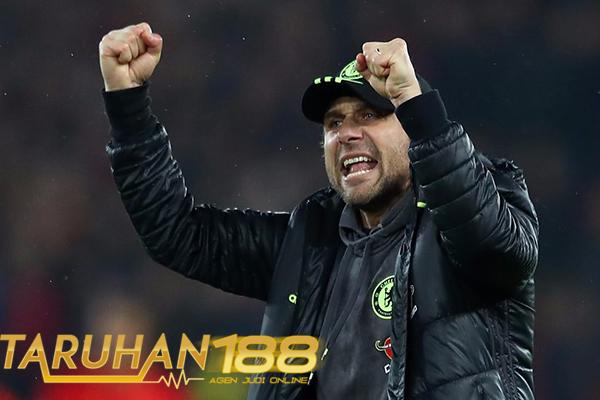 Conte Senang Dengan Mentalitas Tinggi Chelsea Kontra Liverpool