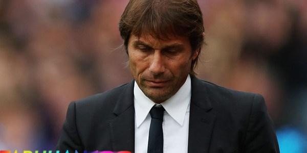 Conte Ucapkan Belasungkawanya Pada Mantan Pelatih Chelsea