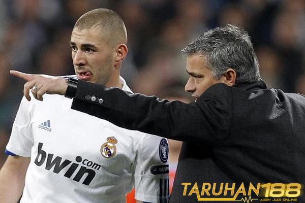Karim Benzema Akui Tidak Senang Disebut Kucing Oleh Jose Mourinho